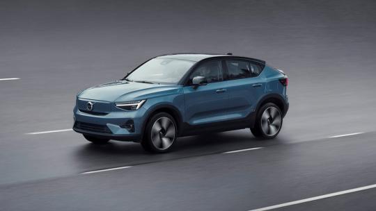 Volvos elsatsning och rabatt på laddning