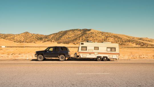 Är du förberedd på att få punktering på husvagnen?